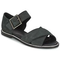 Chaussures Femme Sandales et Nu-pieds Shellys London QUEENA Noir