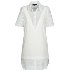 Vêtements Femme Robes courtes American Retro CHARLOTTE Blanc