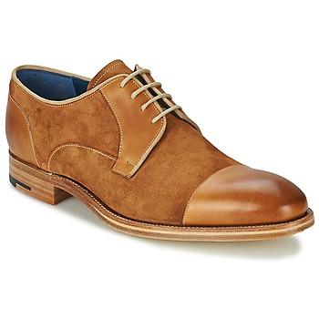 Chaussures Homme Derbies Barker BUTLER Marron