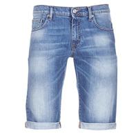 Vêtements Homme Shorts / Bermudas Casual Attitude IXOLAK Bleu clair