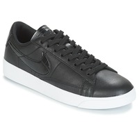 Chaussures Femme Baskets basses Nike BLAZER LOW ESSENTIAL W Noir