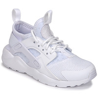 Chaussures Enfant Baskets basses Nike HUARACHE RUN ULTRA PRE-SCHOOL Blanc