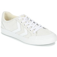 Chaussures Baskets basses Hummel TOPSPIN COURT Blanc