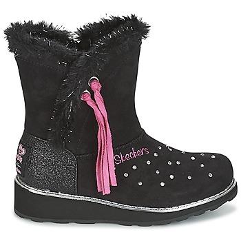 Bottes neige enfant Skechers SPARKLES