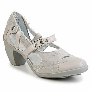 Chaussures Femme Escarpins Pataugas FLORA Gris