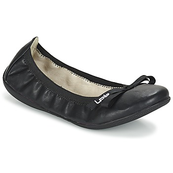Chaussures Femme Ballerines / babies Les P'tites Bombes ELLA Noir