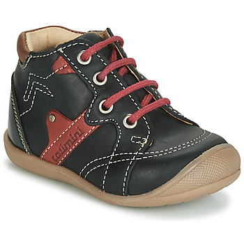Chaussures Garçon Baskets montantes Catimini GASTON VTS NOIR DPF/KIMBO