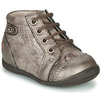 Chaussures Fille Baskets montantes GBB NICOLE Taupe