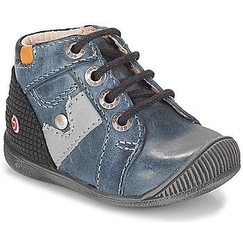 Chaussures Garçon Baskets montantes GBB REGIS MARINE