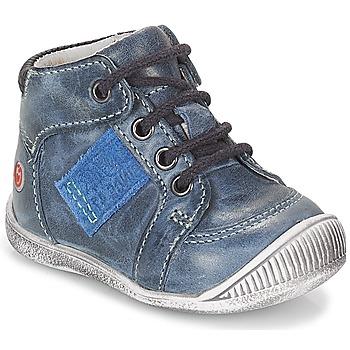Chaussures Garçon Baskets montantes GBB RACINE Marine