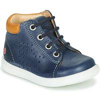 Chaussures Garçon Baskets montantes GBB NERISSON Marine