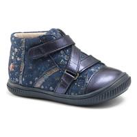 Chaussures Fille Baskets montantes GBB NICOLETA VTE MARINE-POIS DPF/FRANCA