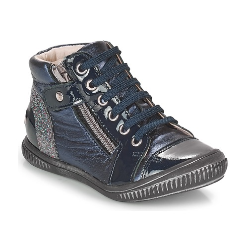 Chaussures Fille Baskets montantes GBB RACHIDA Marine