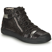 Chaussures Fille Baskets montantes GBB DESTINY VTE NOIR-DISCO DPF/EDIT