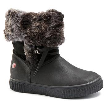 Chaussures Fille Bottes ville GBB NOUSTIK VTE NOIR DPF/ESTER