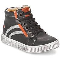 Chaussures Garçon Baskets montantes GBB NESTOR Noir