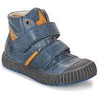 Chaussures Garçon Baskets montantes GBB RAIFORT Bleu