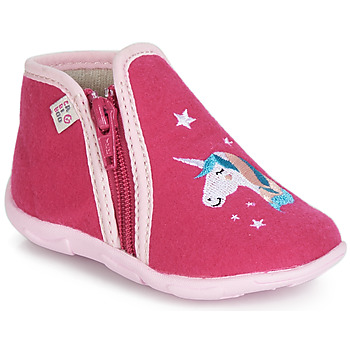 Chaussures Fille Chaussons GBB FEE STELLA TTX FRAMBOISE DTX/AMIS