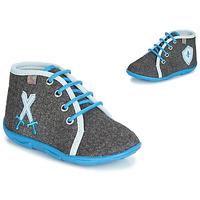 Chaussures Garçon Chaussons GBB DAGONET Gris / Bleu