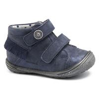 Chaussures Fille Baskets montantes Catimini MAGENTA CRT MARINE DPF/2822