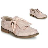 Chaussures Fille Derbies Catimini ROMY VTE ROSE POUDRE DPF/REGOLA