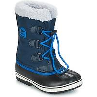 Chaussures Enfant Bottes de neige Sorel YOOT PAC™ NYLON Marine
