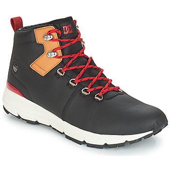 Chaussures Homme Baskets basses DC Shoes MUIRLAND LX M BOOT XKCK Noir / Rouge