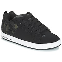 Chaussures Homme Chaussures de Skate DC Shoes CT GRAFFIK SE M SHOE BLO Noir
