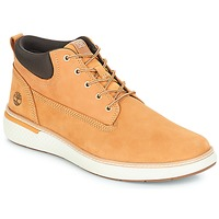 Chaussures Homme Baskets montantes Timberland Cross Mark PT Chukka Blé