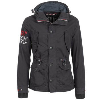 Vêtements Homme Blousons Superdry BADLANDS BEACH Marine