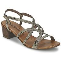 Chaussures Air max tnFemme Sandales et Nu-pieds Lola Espeleta GUITARE Gris