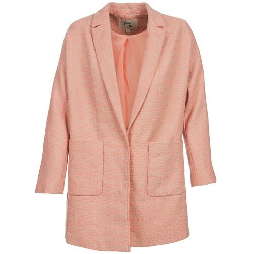 Vêtements Femme Manteaux Yumi AEKA Rose