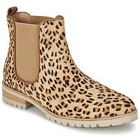 Chaussures Femme Boots Maruti PARADISE Blanc / Noir
