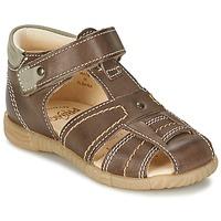 Chaussures Garçon Sandales et Nu-pieds Primigi LARS E Maron