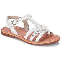 Chaussures Fille Sandales et Nu-pieds Aster VALENTINA Blanc