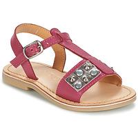 Chaussures Fille Sandales et Nu-pieds Mod'8 ZAZIE Rose