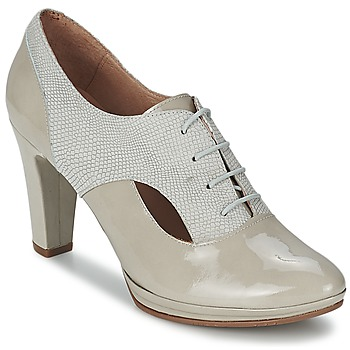 Chaussures Femme Low boots Wonders CHAMI Gris