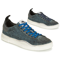 Chaussures Homme Baskets basses Diesel S-CLEVER LOW Denim