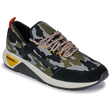 Chaussures Homme Baskets basses Diesel S-KBY Camouflage
