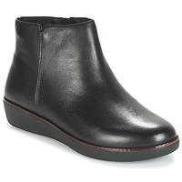 Chaussures Femme Boots FitFlop ZIGGY ZIP Noir