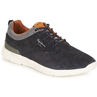 Chaussures Homme Baskets basses Pepe jeans Jayden Marine