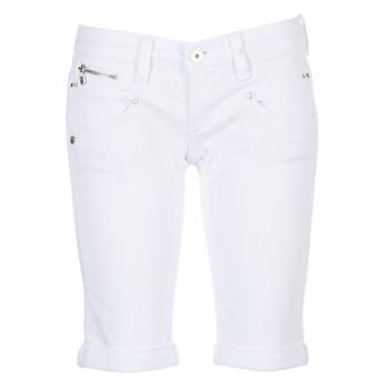 Vêtements Femme Shorts / Bermudas Freeman T.Porter BELIXA Blanc