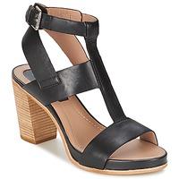 Chaussures Femme Sandales et Nu-pieds Marc O'Polo GOSPEI Noir