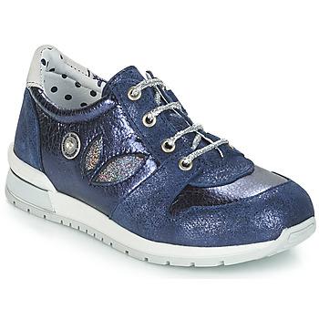 Chaussures Fille Ballerines / babies Catimini CHOCHOTTE Bleu