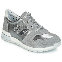 Chaussures Fille Baskets basses Catimini CHOCHOTTE Gris