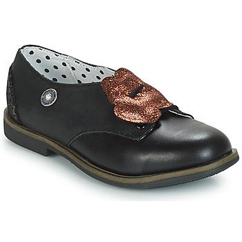 Chaussures Fille Ballerines / babies Catimini CAVILLE Noir