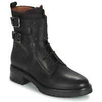 Chaussures Femme Boots Ikks REGNAUT Noir