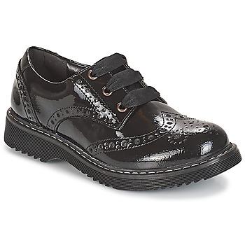 Chaussures Enfant Derbies Start Rite IMPULSIVE Noir