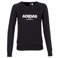 Vêtements Femme Sweats adidas Performance ESS ALLCAP SWT Noir