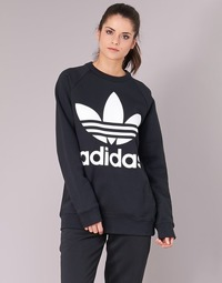 Vêtements Femme Sweats adidas Originals OVERSIZED SWEAT Noir